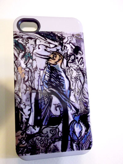 Urban Jungleland iphone 4 Hard Case